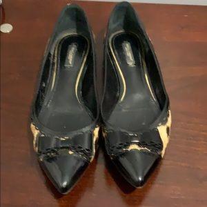 Dolce &Gabbana leopard flats !!